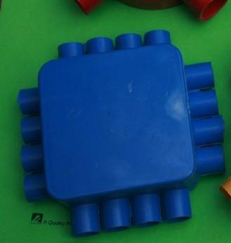 ф10*1.0彩色线管专用方通