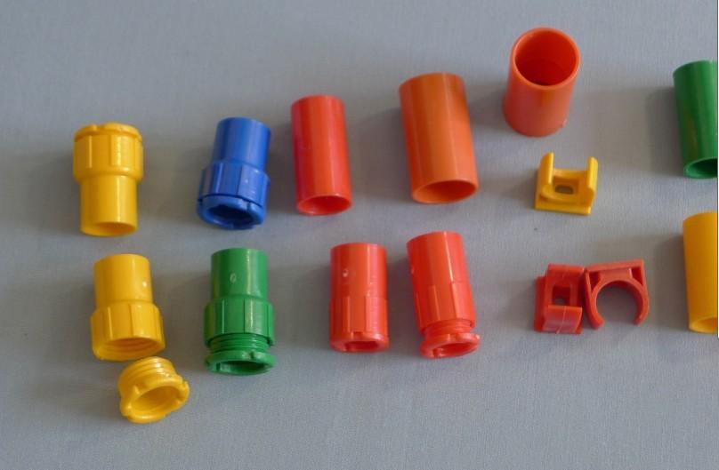 ф10*1.0彩色线管专用配件